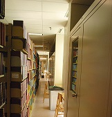 Study carrels and nooks at Science Library